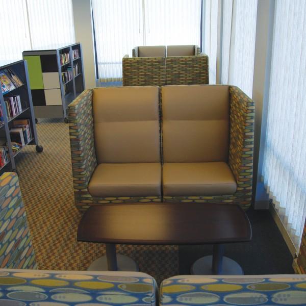 Arcadia Hush Seating