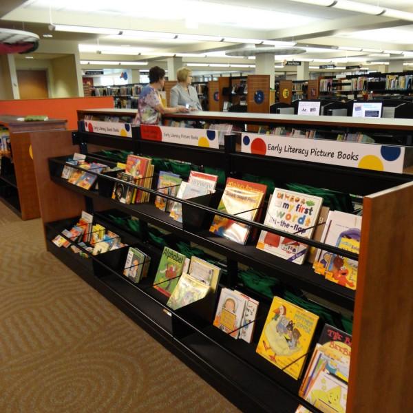 Ela Area Public Library, IL