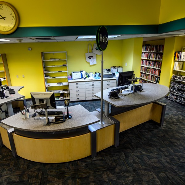 Pierce County Libraries, Sumner Branch, WA