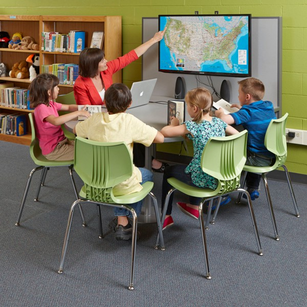 Hawthorne Learning Table