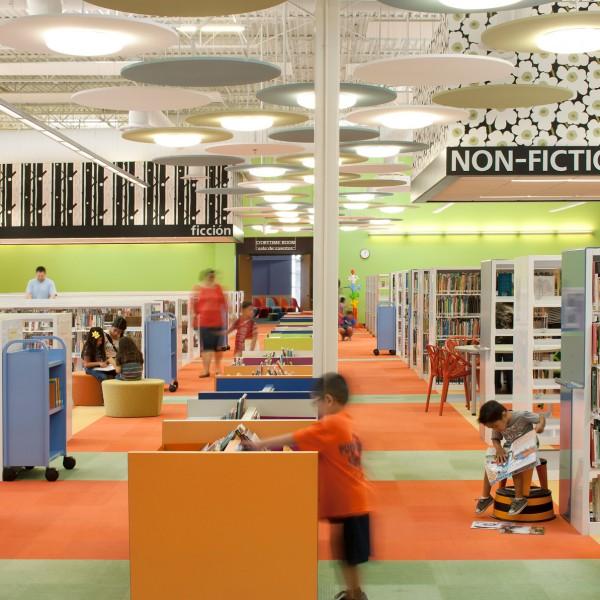 McAllen Main Library, McAllen, TX