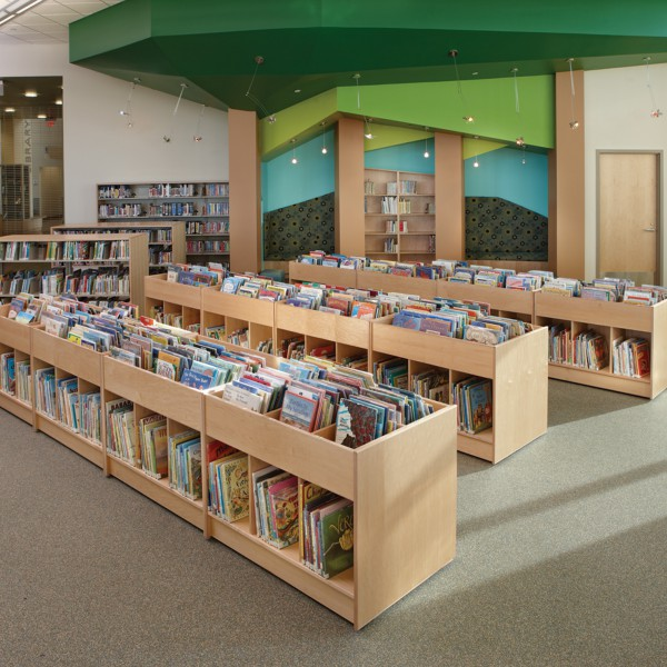 St. Michael's Public Library, MN