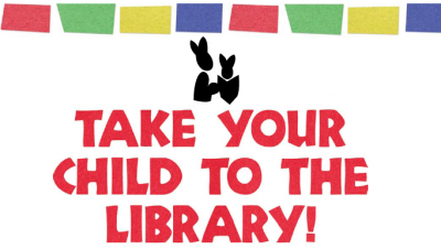 Take Your Child to the Library Activity Guide