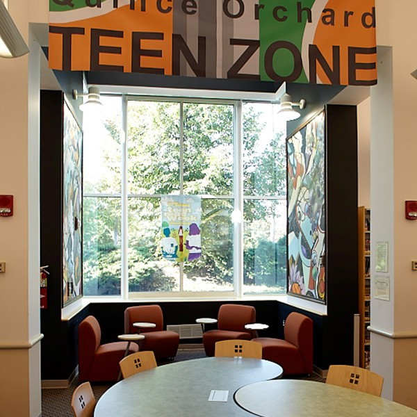 Quince Orchard Teen Zone