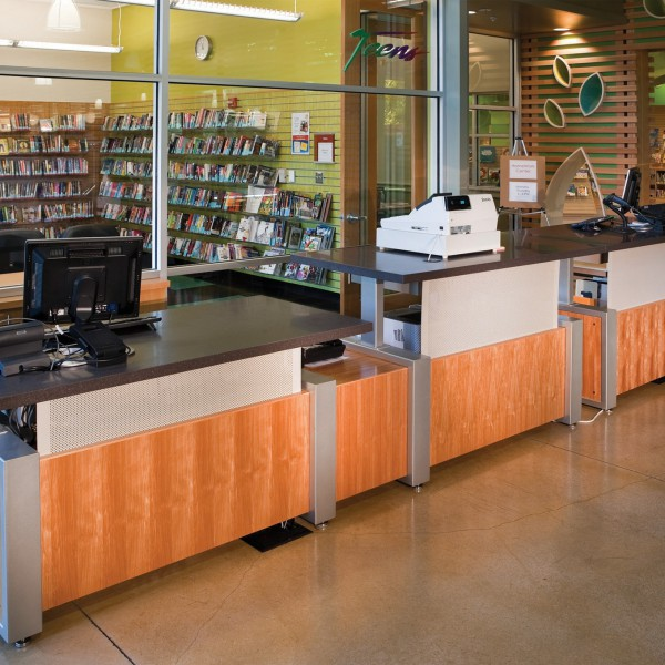 San Jose Public Libraries, Willow Glen Branch, CA