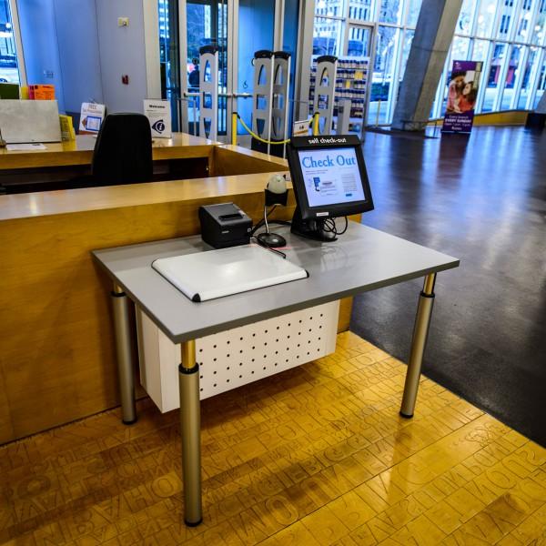 Seattle Public Library, WA