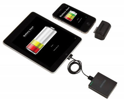 Portable Power – Instant Charge for Portable Devices