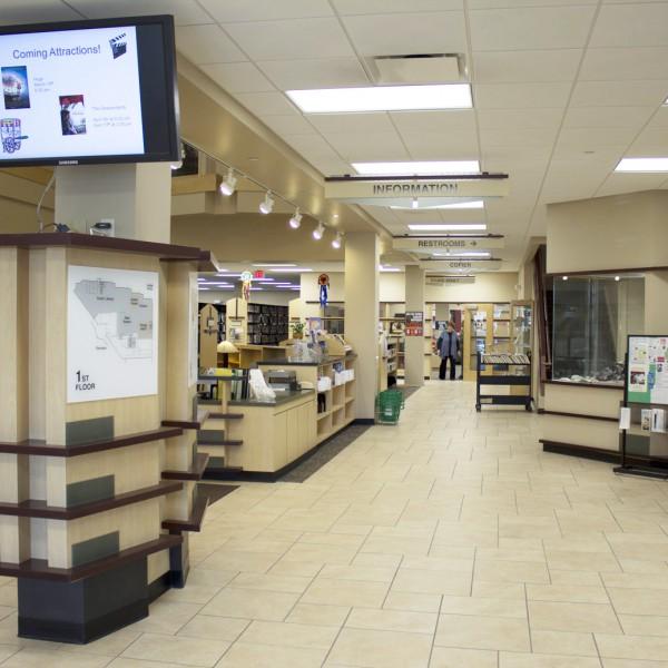 Cedar Falls Public Library, IA