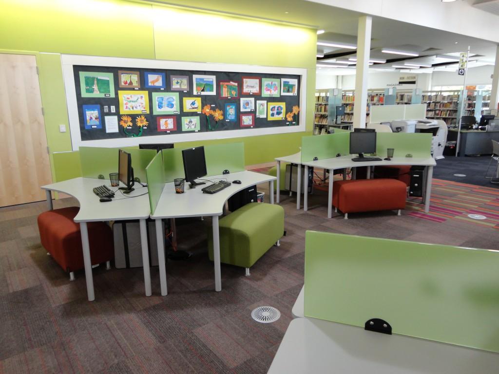 Green Valley Ranch Library, Denver CO