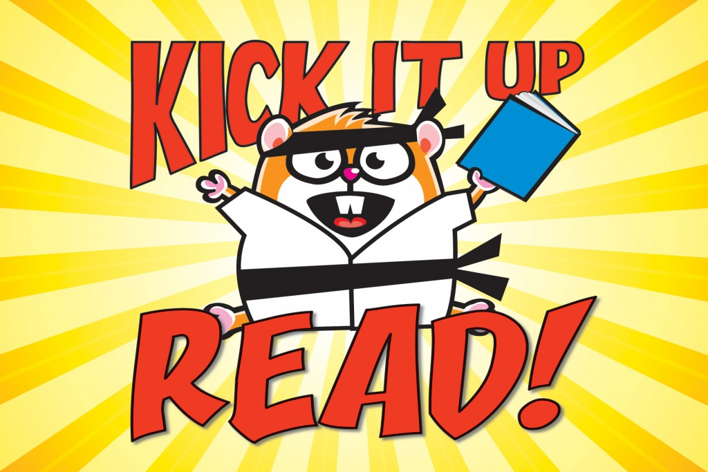 Kick It Up Read! Activity Guide