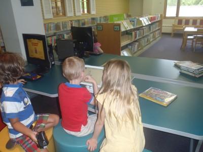 Barrington Public Library, IL