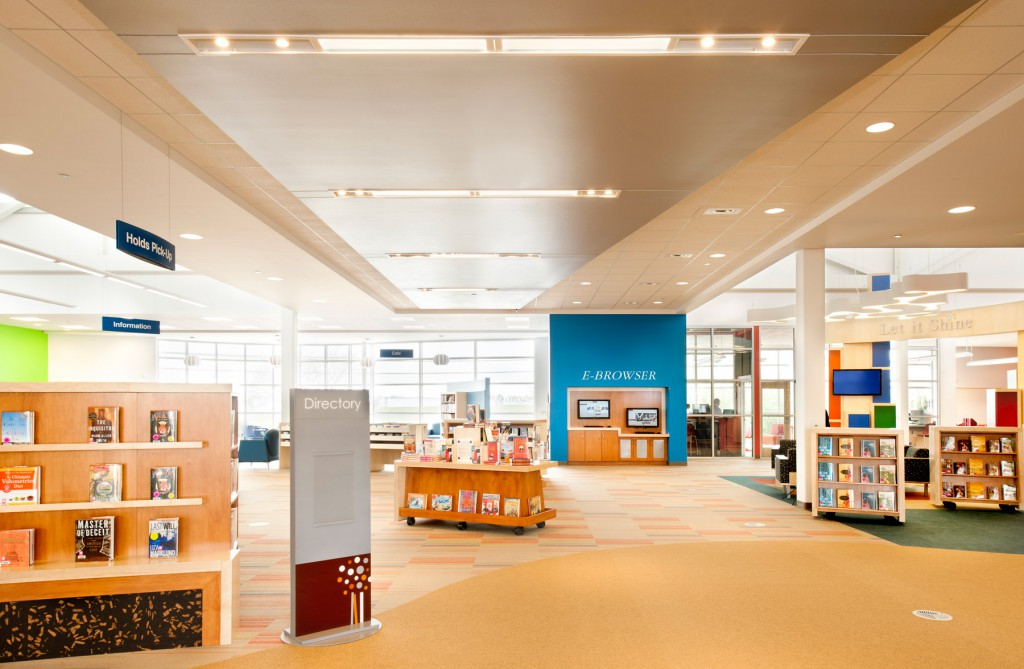 Approaches & Ideas for Refreshing Your Library Design