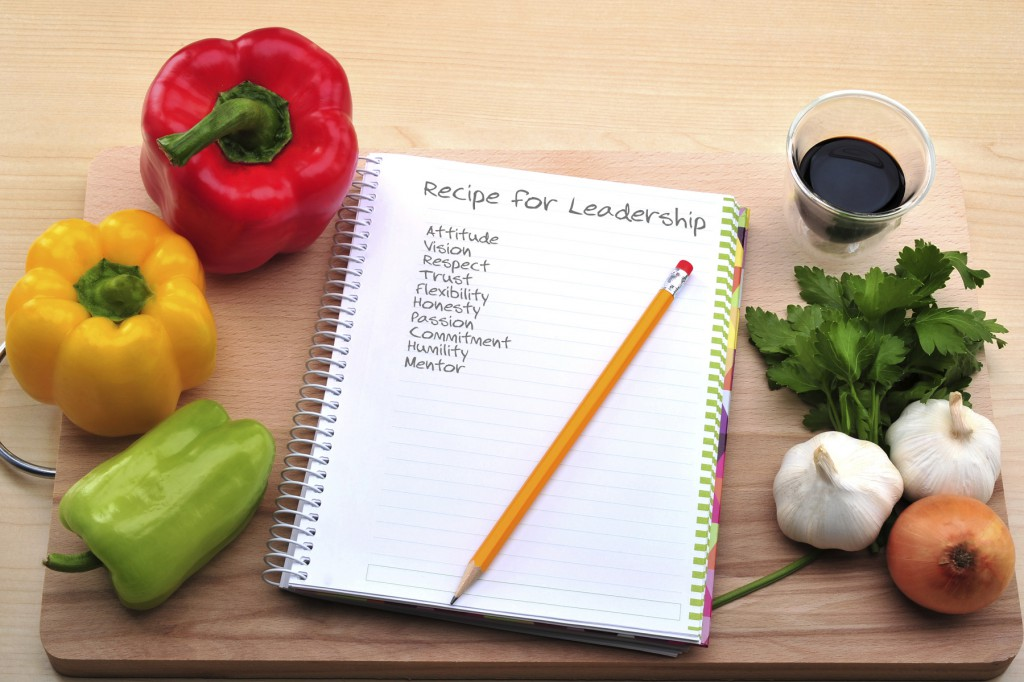The Recipe for Leadership Success