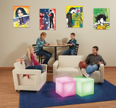 Teen Zone Idea Gallery