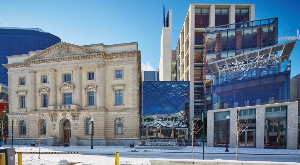 Slover Library: Outstanding Collaboration & Community Presence