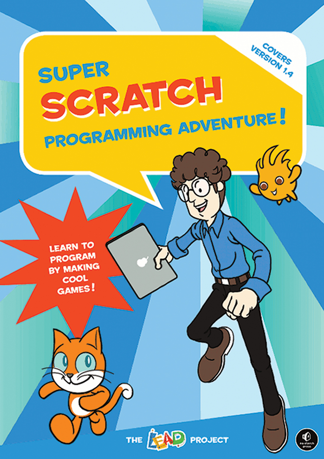 Super Scratch Programming Adventure rom the LEAD Project