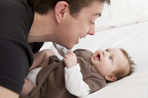 Talk to Me, Baby: The Research Behind Language Development
