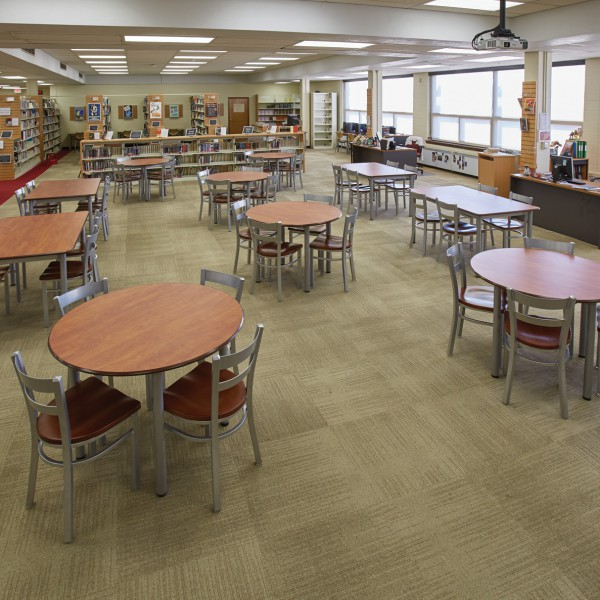 Eisenhower High School, Blue Island, IL