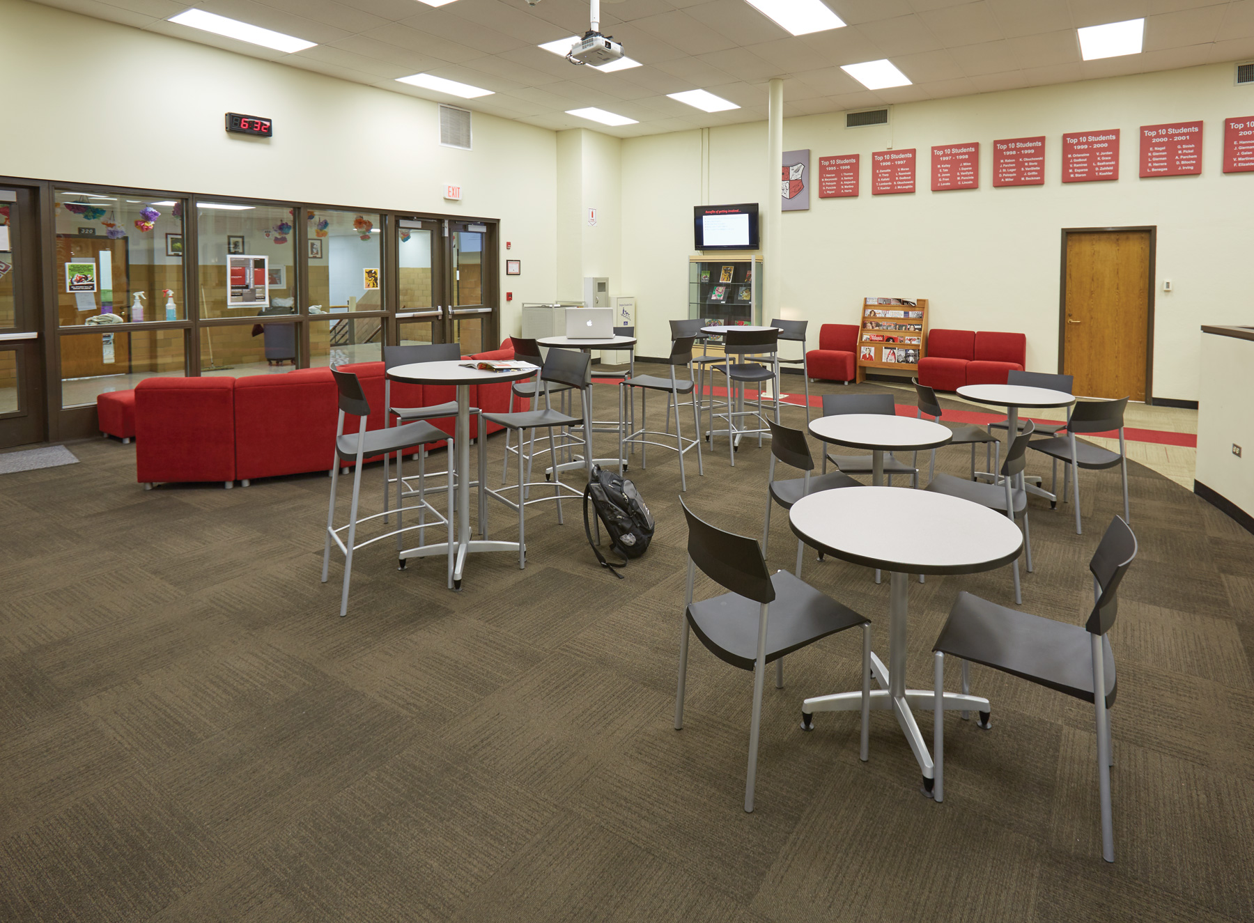 Eisenhower High School - Ideas & Inspiration from Demco