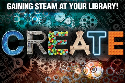 Gaining STEAM at Your Library! Activity Guide