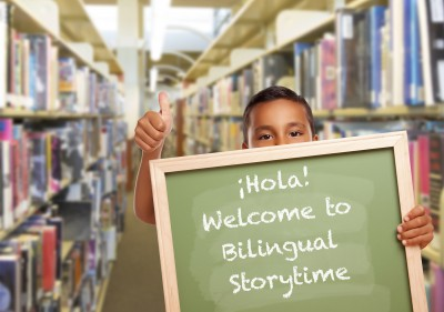 Welcome to Bilingual Storytimes