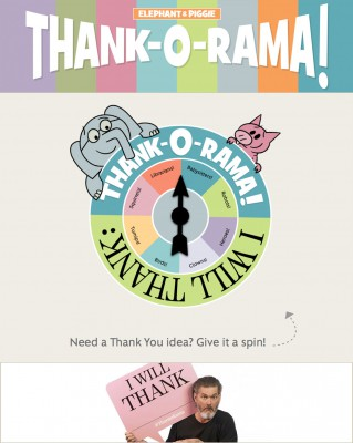Thank-o-rama