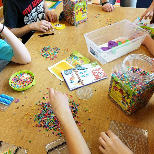 Elementary school makerspace projects