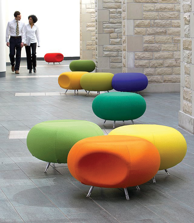 Pebble Seating