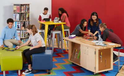 25 Reasons Library Makerspaces Are a Good Thing!
