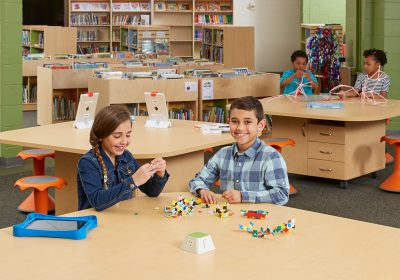 Transform Your Children's Library Into an Interactive STEAM Learning Environment