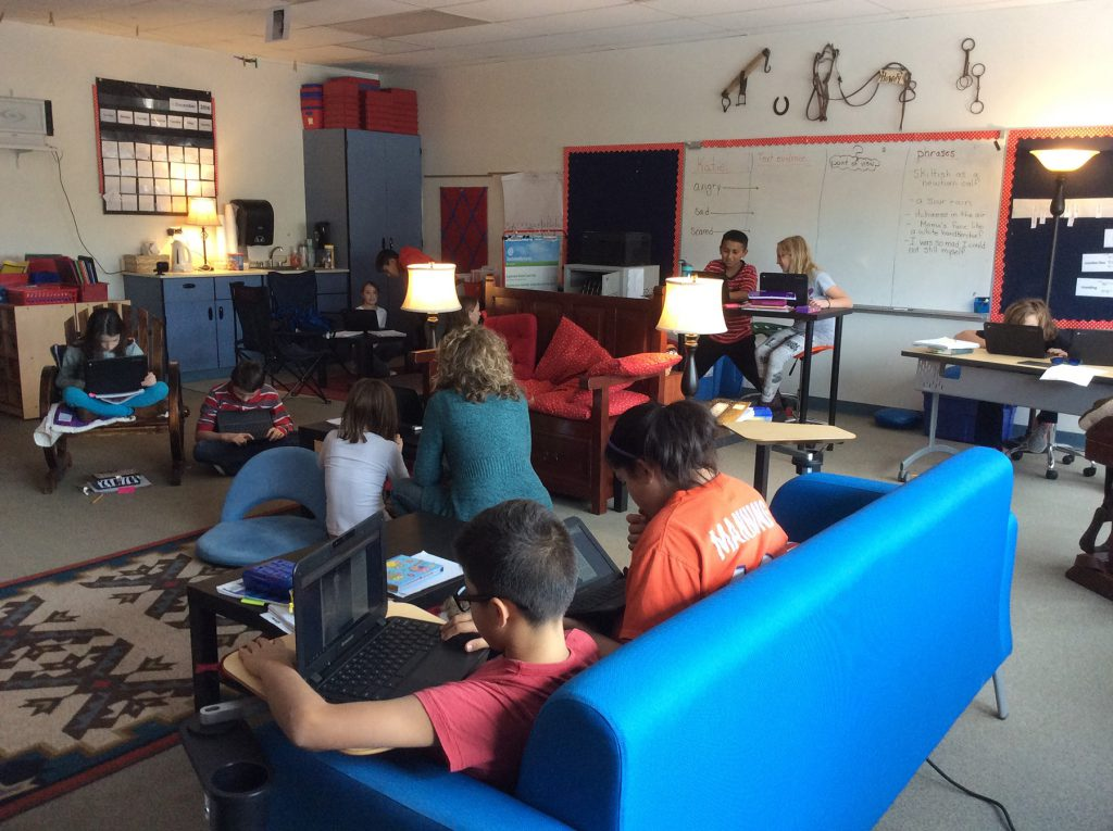 Top 3 Reasons to Use Flexible Seating in the Classroom
