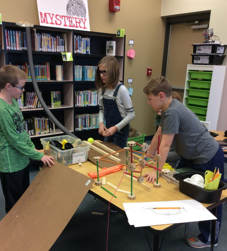 What My Students and I Have Learned in Our Library Makerspace