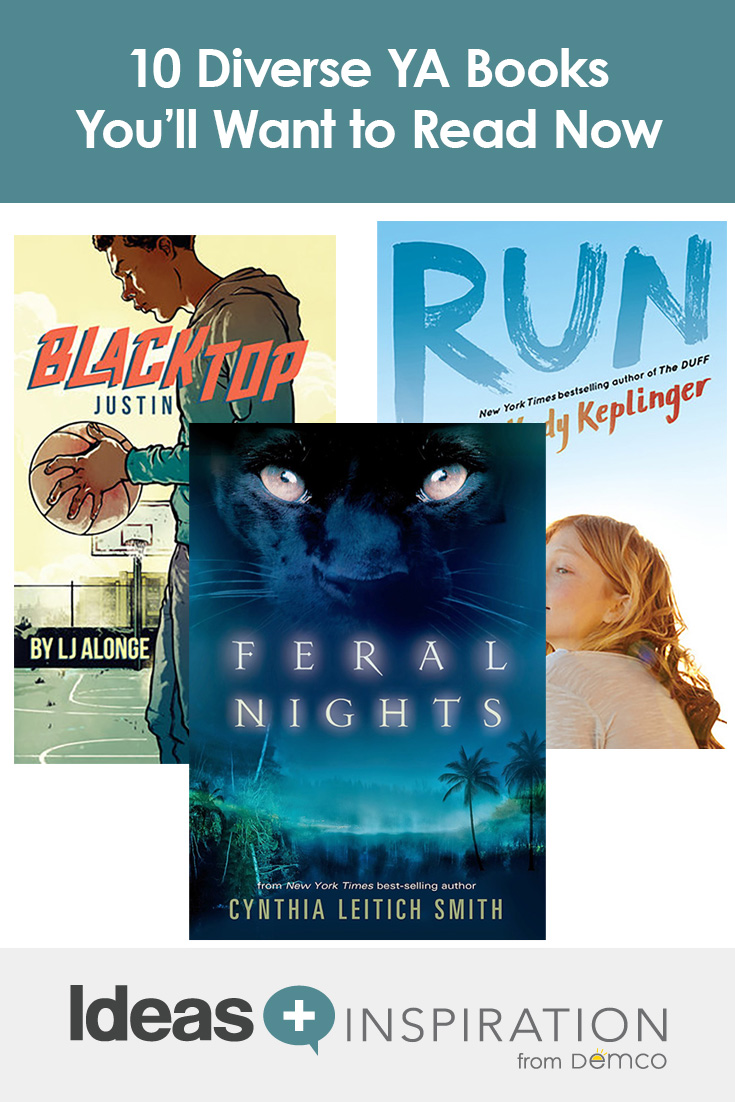 10 Diverse YA Books You'll Want to Read Now