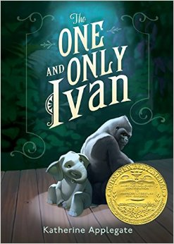 "3 Library Lessons Using ""The One and Only Ivan"""