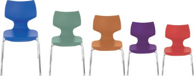 Smith System™ Flavors® Stack Chairs