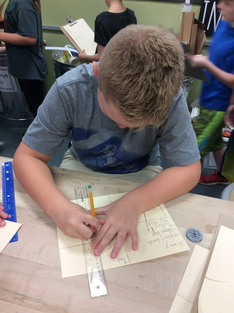 Makerspace Lesson Plan: Build a Catapult