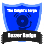 The Buzzer Badge