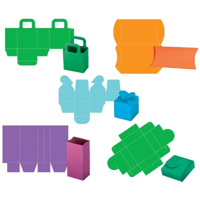 Die-cut Boxes