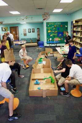 How to Plan a Maker Fest at Your School