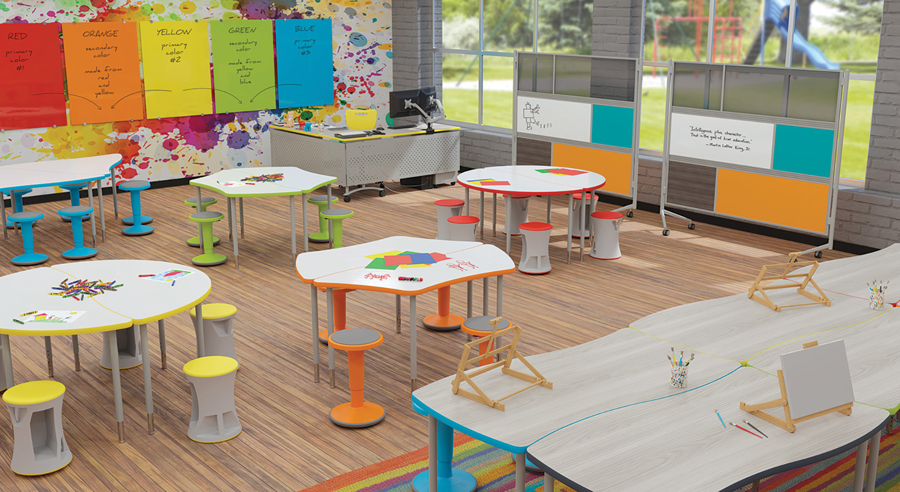 8d3596897 Multifunctional Furniture for the 21st Century Library