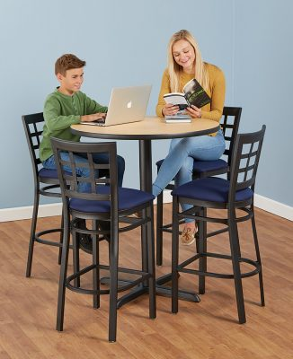 Cafe Table & Stools