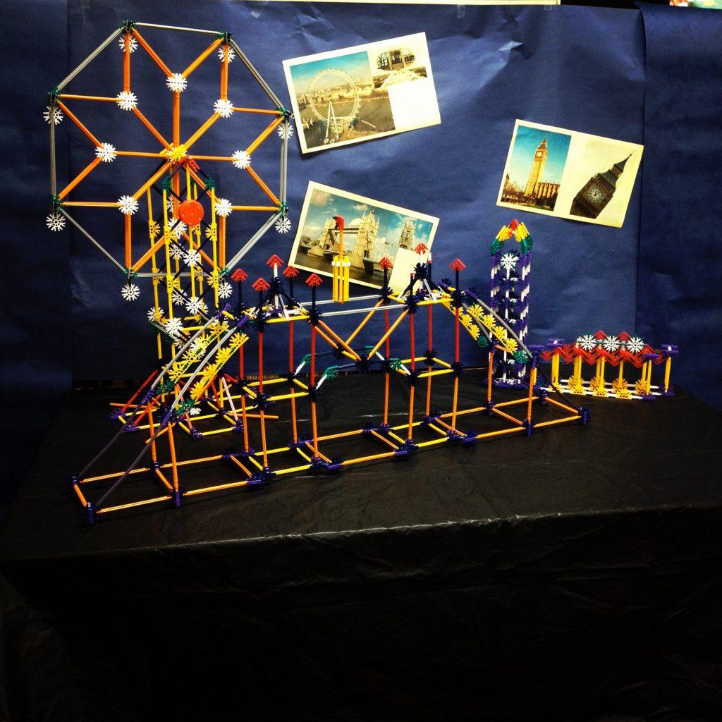 K'NEX Building Model of London