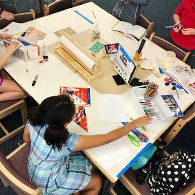 5 Reasons Makerspaces Belong in School Libraries