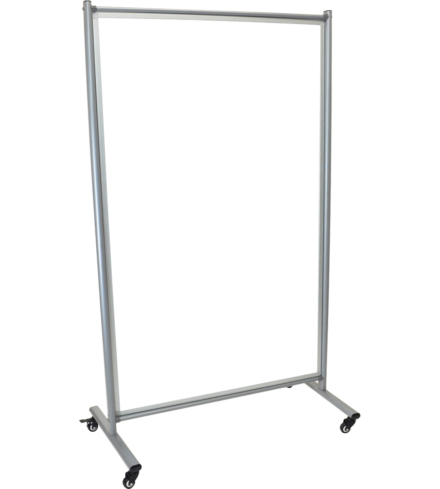 Luxor® Mobile Whiteboard Room Divider