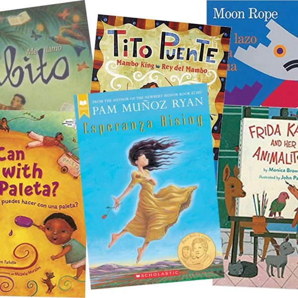 Books for Hispanic Heritage Month