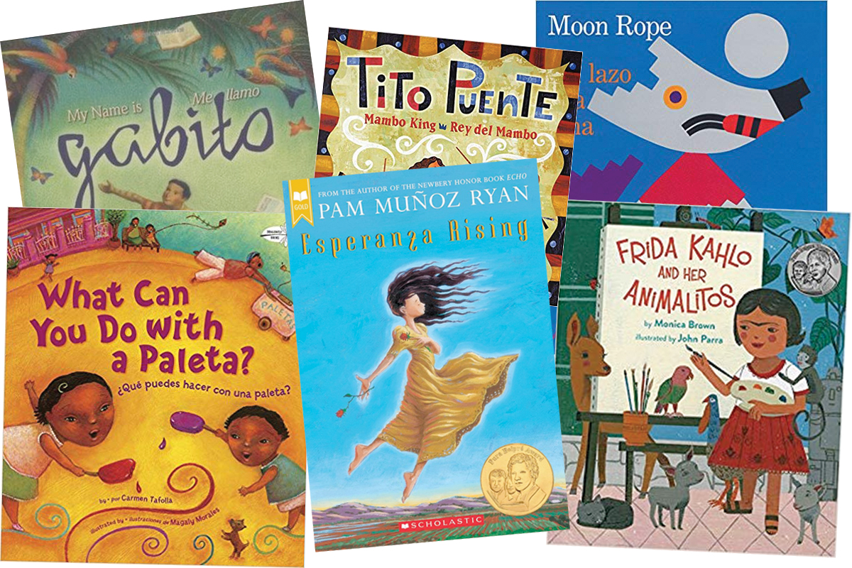 Celebrate Hispanic Heritage Month In Your Library Or Classroom