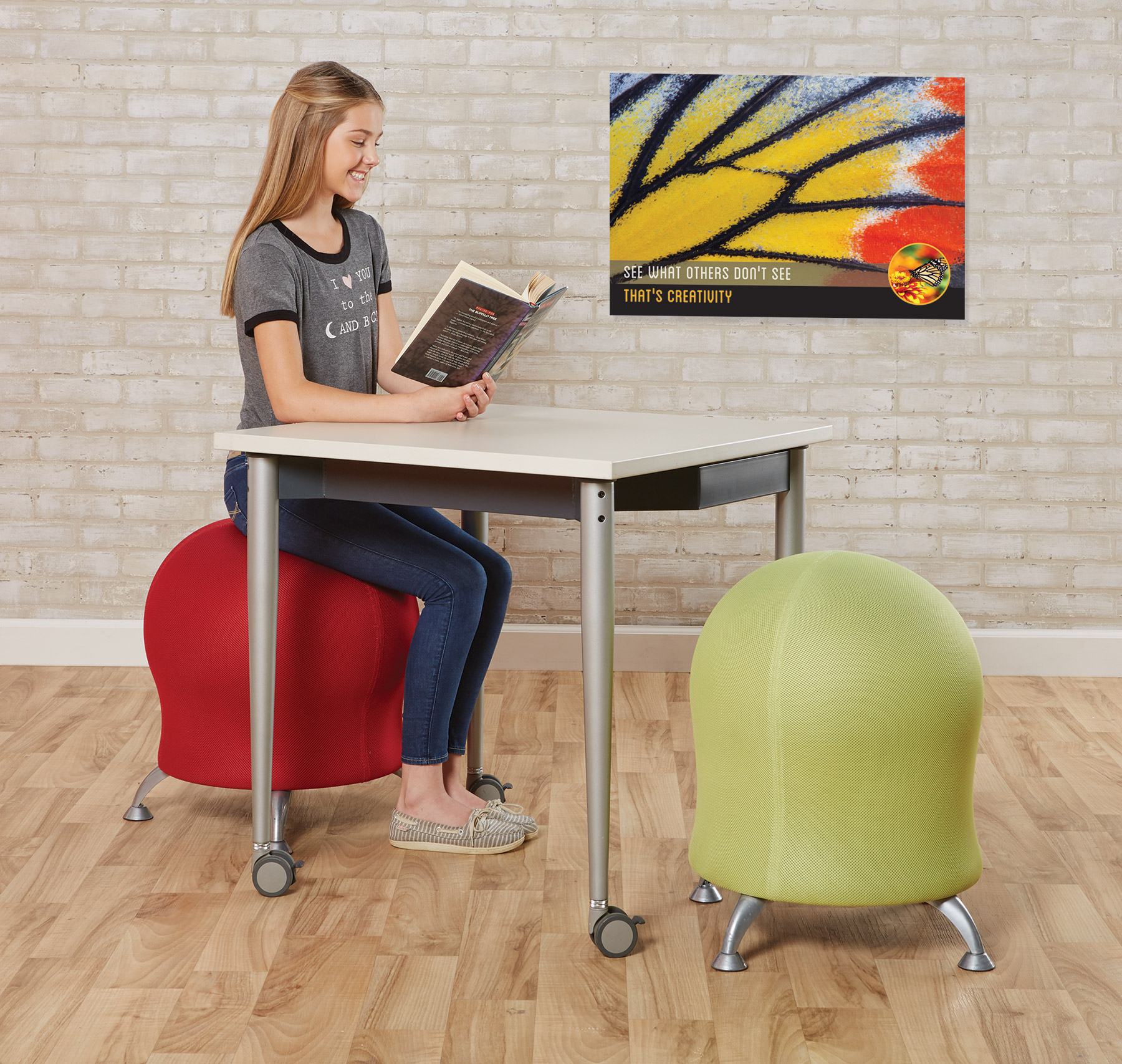 Terrific Flexible Seating Picks For Your Active Learning Environment Ibusinesslaw Wood Chair Design Ideas Ibusinesslaworg