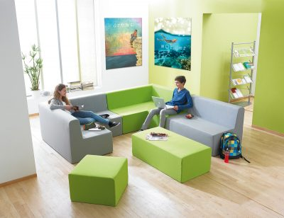 HABA® Armless Corner Seating