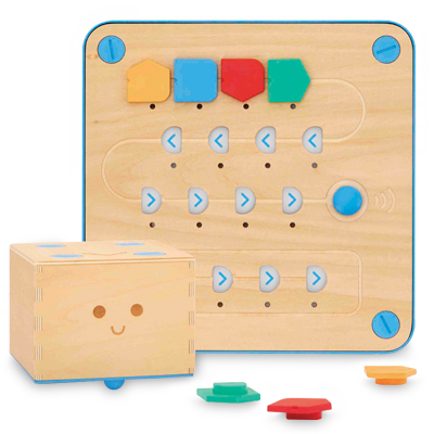 Cubetto is one the best coding products for ages birth to 5.