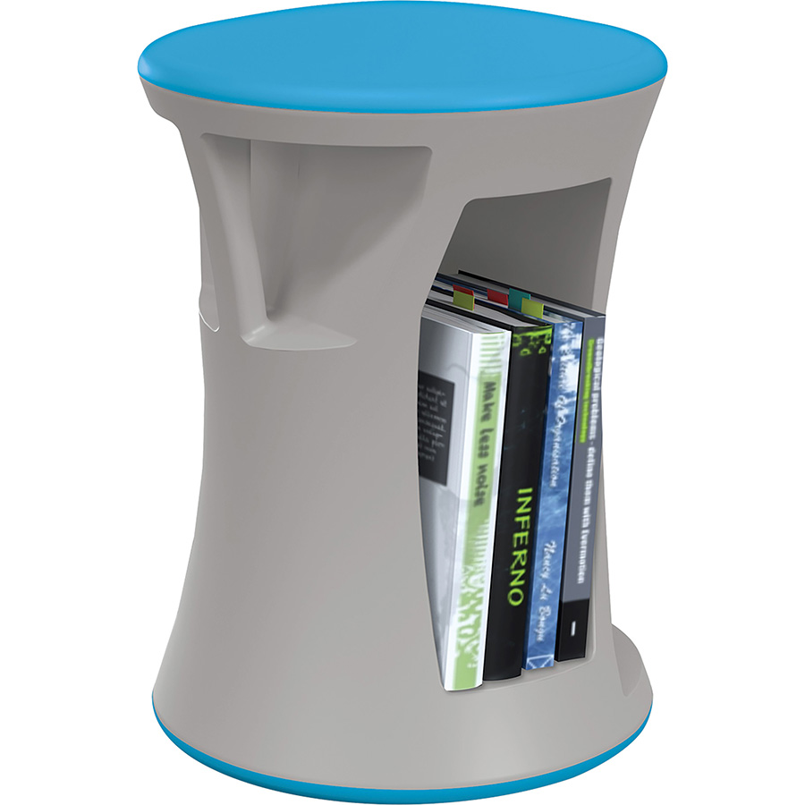 The MooreCo Hierarchy Flipz Stool for your active learning environment.